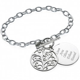 Filigree Tree of Life Bracelet/Anklet