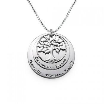 Sterling Silver Layered Grandma Jewellery