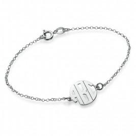 Xtra Small Block Monogram Bracelet/Anklet