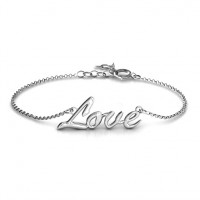 Personalised Love Spell Bracelet
