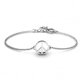 Personalised Shanti Peace Bracelet