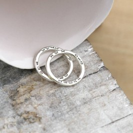 Personalised Word Ring