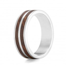 Wood Ring Dual