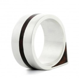 Wood Ring Edge Two
