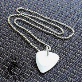 Fusion Tones Necklace Silver