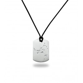 Personalised Constellation Dogtag, Myths From The Gods