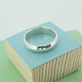 Mens Personalised Gunwalloe Ring