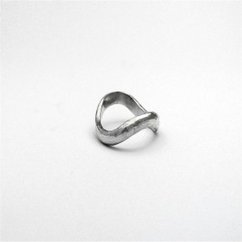Sterling Silver Infinity Wedding Ring