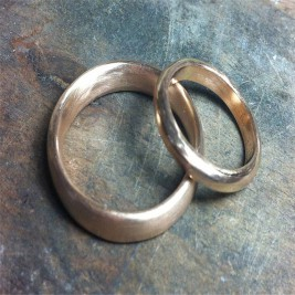 Make Your Own Wedding Rings Experience