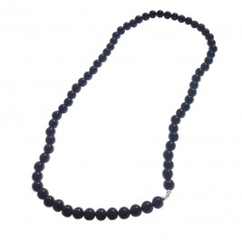 Mens Black Onyx Necklace