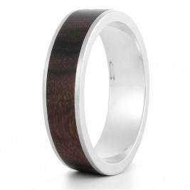 Wood Ring Native Chunk