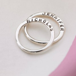 Personalised Verse Ring