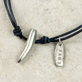 Personalised Tusk Necklace