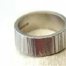 Roughed Up Ring