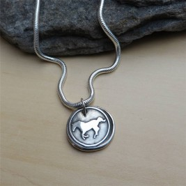 Spirit Of The Horse Pendant