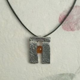 Stonehenge Rising Sun Necklace