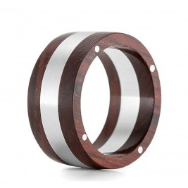 Wood Ring Rivet Two
