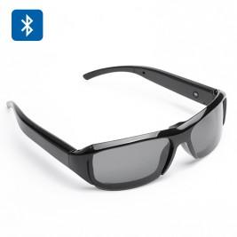 Bone-Conduction Bluetooth 3.0 Sunglasses