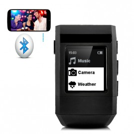 1.26 Inch E-Paper Display Smartwatch - Zebble