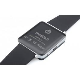 Iradish i7 Smartwatch (Silver)