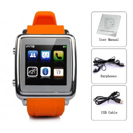 Bluetooth Smartwatch - MiGo (Orange)