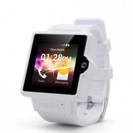 iradish i6S Android Watch Phone (White)