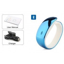 Y02 Bluetooth Smart Bracelet (Blue)