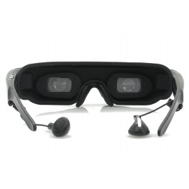 Virtual Video Glasses with 3D Function - Maze