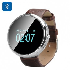 D360 Smart Bluetooth Bracelet (Silver)